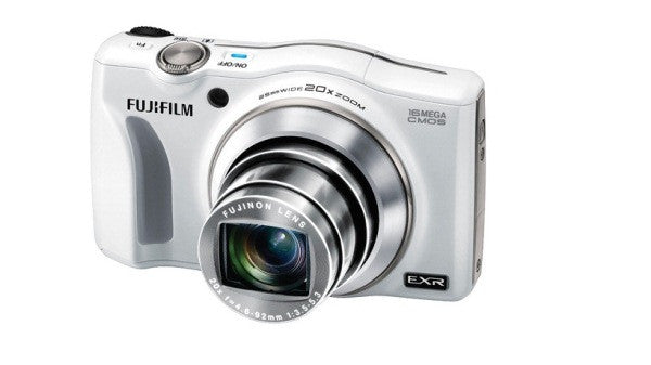Fuji Film Finepix F750EXR White Digital Camera