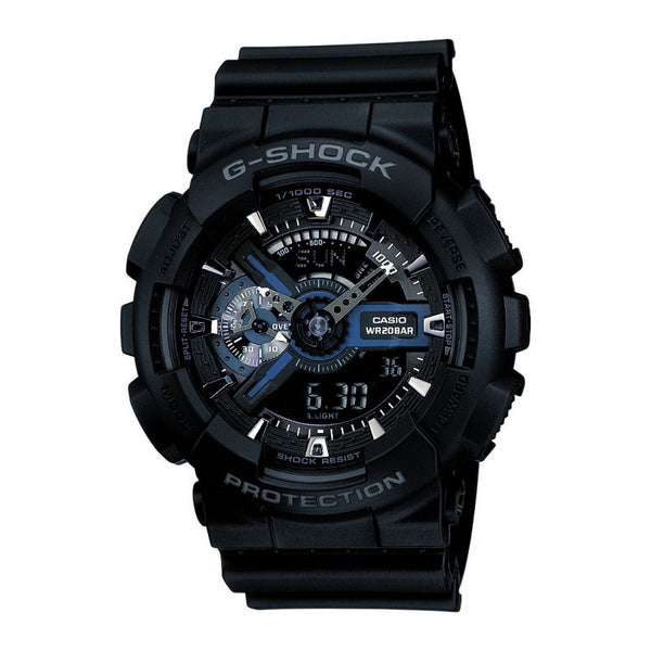 Casio G-Shock GA-110-1B Watch (New with Tags)