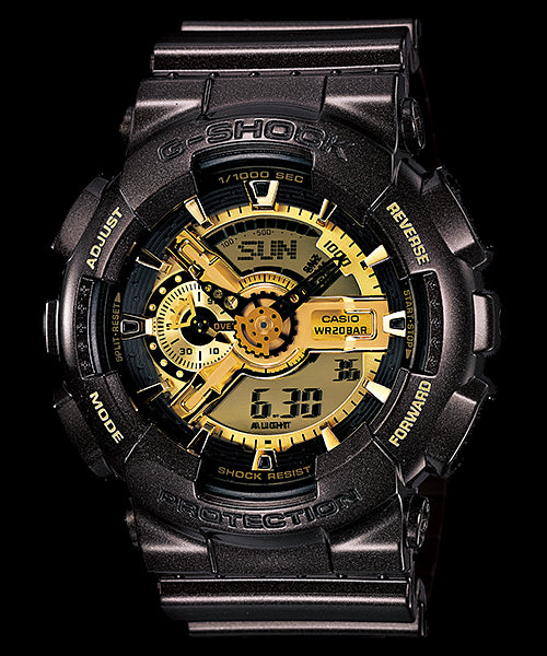 Casio G-Shock Trending GA-110BR-5A Watch (New With Tags)