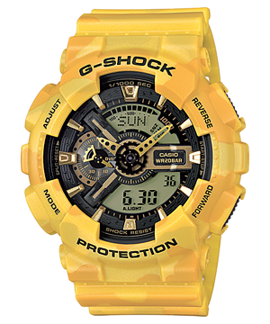 Casio G-Shock GA-110CM-9A Watch (New with Tags)