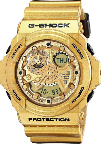 Casio G-Shock Analog-Digital GA-300GD-9A Watch (New with Tags)