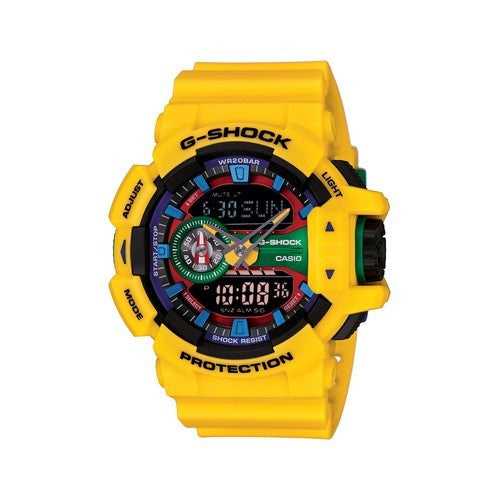 Casio G-Shock GA-400-9A Watch (New with Tags)