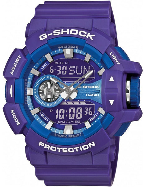 Casio G-Shock Analog-Digital GA-400A-6A Watch (New with Tags)