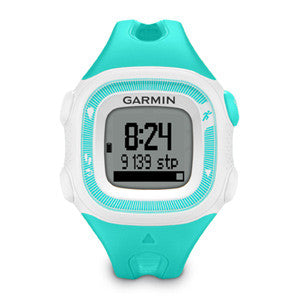 Garmin Forerunner 15 010-01241-21 Fitness Watch Teal/White