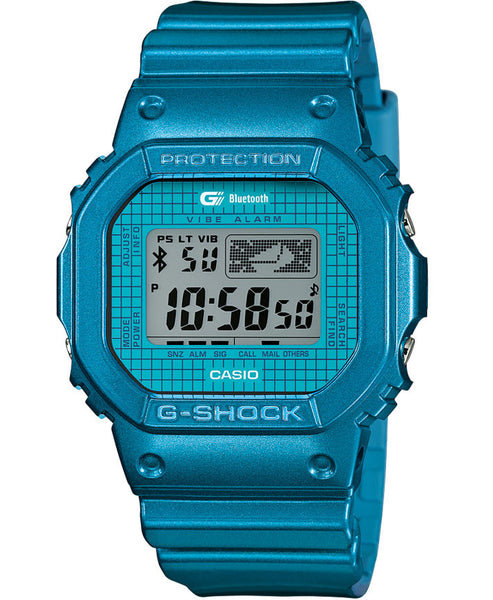 Casio G-Shock Bluetooth Digital GB-5600B-2 Watch (New with Tags)
