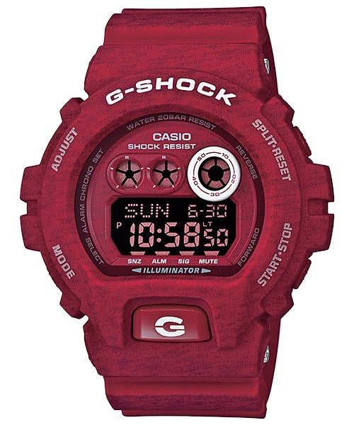 Casio G-Shock Digital GD-X6900HT-4 Watch (New with Tags)