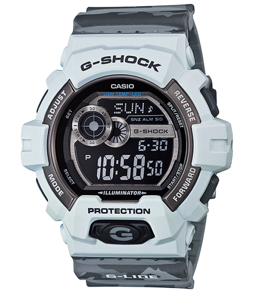 Casio G-Shock Standard Digital GLS-8900CM-8 Watch (New with Tags)