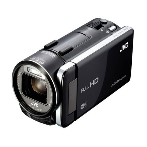 JVC GZ-R318 Full HD Camcorder (Black)