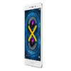 Huawei Honor 6X Dual 64GB 4G LTE Silver (BLN-AL10) Unlocked (CN Version)