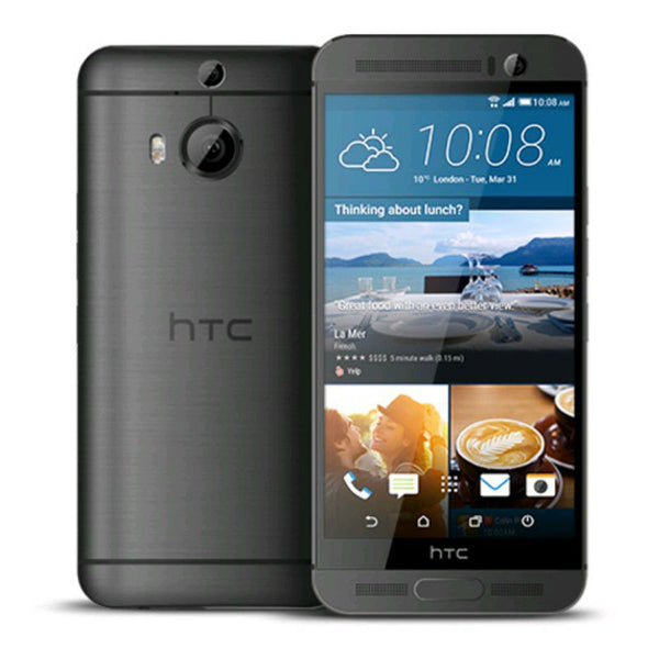 HTC One M9+ 32GB 4G LTE Gunmetal Gray Unlocked