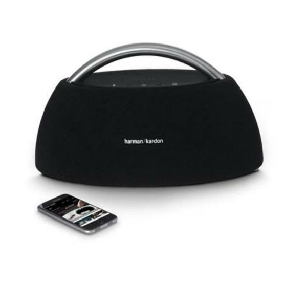 Harman Kardon Go + Play Wireless Bluetooth Speaker (Black)
