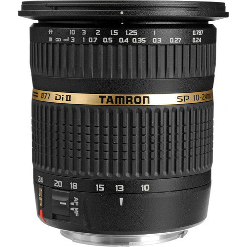 Tamron SP AF 10-24mm F3.5-4.5 Di II LD [IF] (Canon)