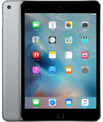 Apple IPad Mini 4 16GB Wi-Fi Space Gray