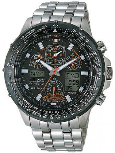 Citizen Eco-Drive Promaster Skyhawk RJY0080-62E Watch (New with Tags)