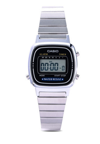 Casio Classic Standard Digital LA670WA-1 Watch (New with Tags)