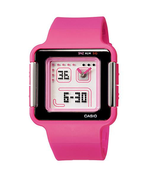 Casio Poptone Analog-Digital LCF-20-4 Watch (New with Tags)