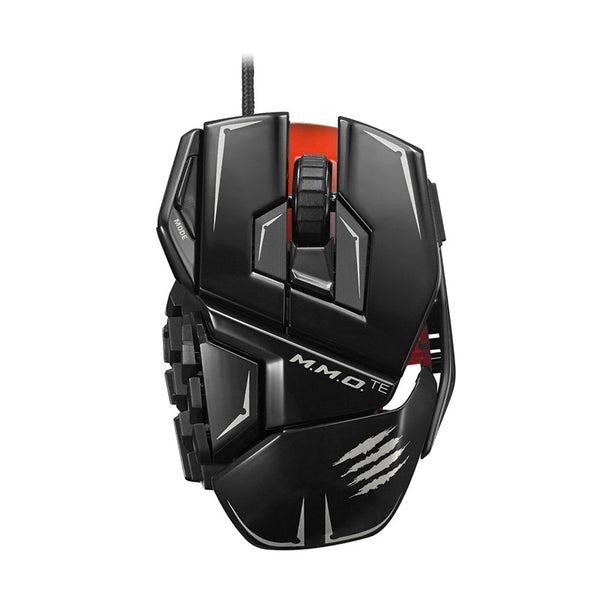 Mad Catz MMO Tournament Edition Mouse MCB4371400C2/04/1 (Gloss Black)