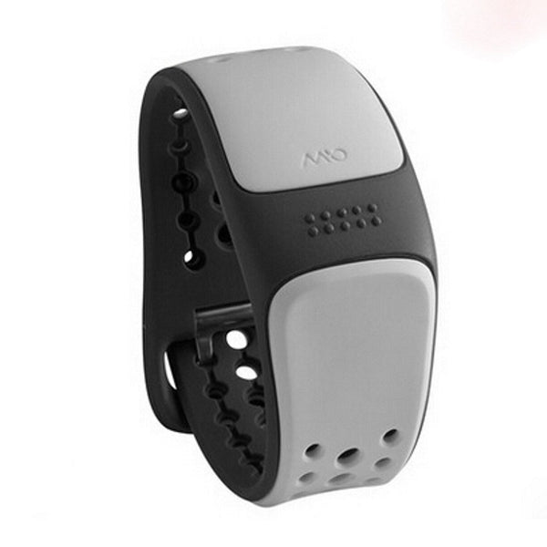 Mio Link Heart Rate Wristband White