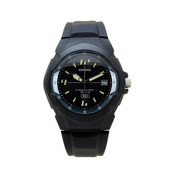 Casio Standard Enticer Analog MW-600F-1AV Watch (New with Tags)