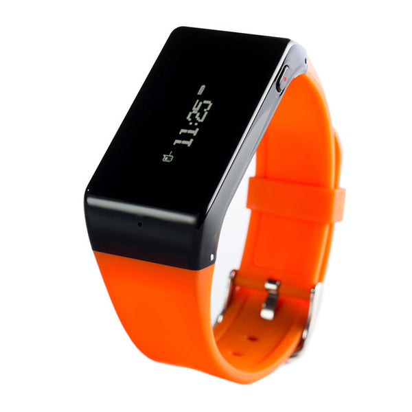 MyKronoz ZeWatch Bluetooth Smartwatch Orange