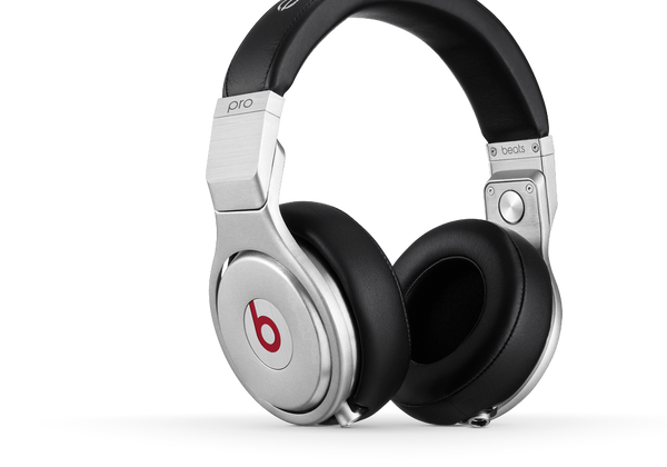 Beats Pro Black Over Ear Headphone (MH6P2PA/A)