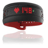 Mio Fuse Heart Rate Wristband Crimson