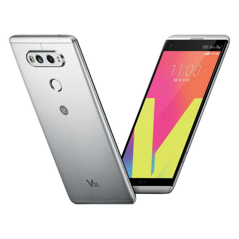 LG V20 Dual 64GB 4G LTE Silver (H990DS) Unlocked