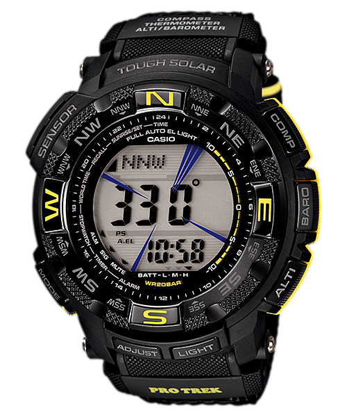 Casio Protrek Tough Solar PRG-260G-1 Watch (New with Tags)