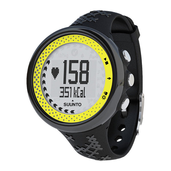 Suunto Women´s M5 Series SS019863000 Sports Watch Black/Lime