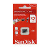 SanDisk T-Flash 32GB SDSDQM-032G MicroSDHC (Class 4) Memory Card