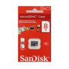 SanDisk T-Flash 8GB SDSDQM-008G MicroSDHC (Class 4) Memory Card