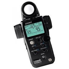 Sekonic L-758D Digital Master Light Meter