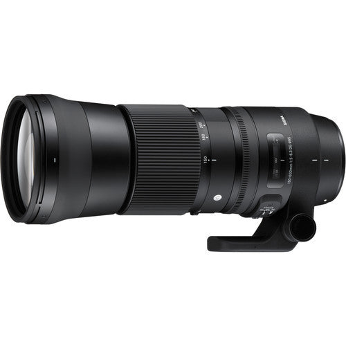 Sigma 150-600mm f/5-6.3 DG OS HSM Contemporary (Canon) Lens