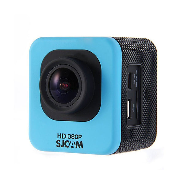 SJCAM M10 Cube Mini 1080p Full HD Action Sport Camera Blue
