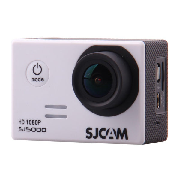 SJCAM SJ5000 1080p Full HD DVR Action Sport Camera White