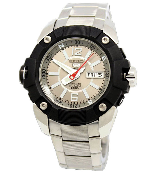 Seiko 5 Sport Automatic SKZ259 Watch (New with Tags)