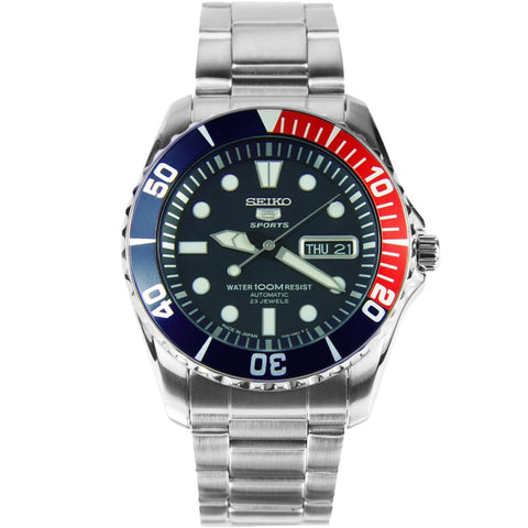 Seiko 5 Sports Automatic SNZF15 Watch (New with Tags)