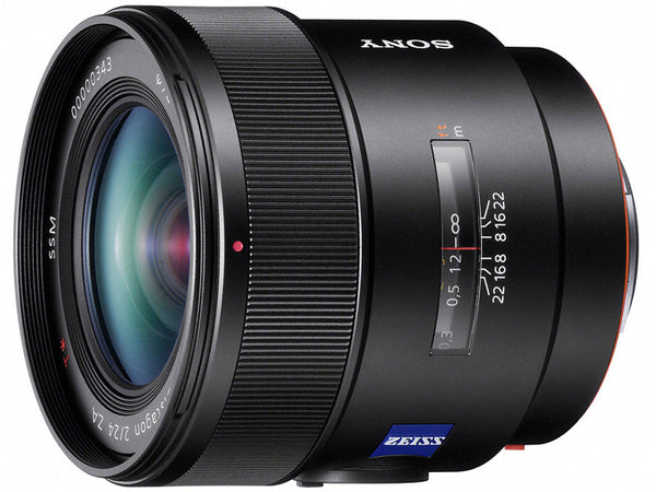Sony SAL24F20Z Distagon T* 24mm F2 ZA SSM Lens