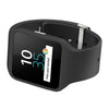 Sony SWR50 SmartWatch 3 with Silicon WristBand (Black)