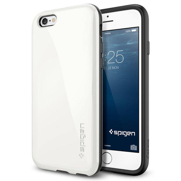 Spigen Capella Series Case for IPhone 6 (4.7 inches) Shimmery White