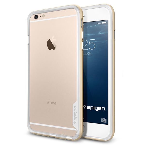 Spigen Neo Hybrid EX Series Case for IPhone 6 Plus Champagne Gold