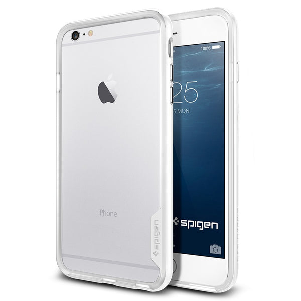 Spigen Neo Hybrid EX Series Case for IPhone 6 Plus Infinity White