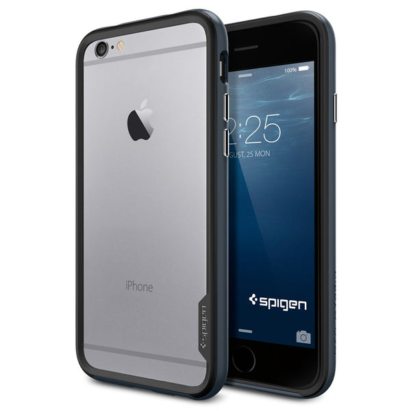 Spigen Neo Hybrid EX Series Case for IPhone 6 (4.7 inches) Metal Slate