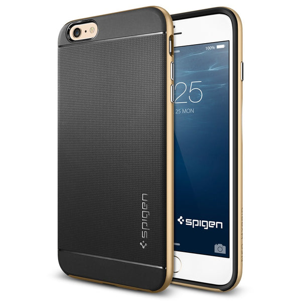 Spigen Neo Hybrid Series Case for IPhone 6 Plus Champagne Gold