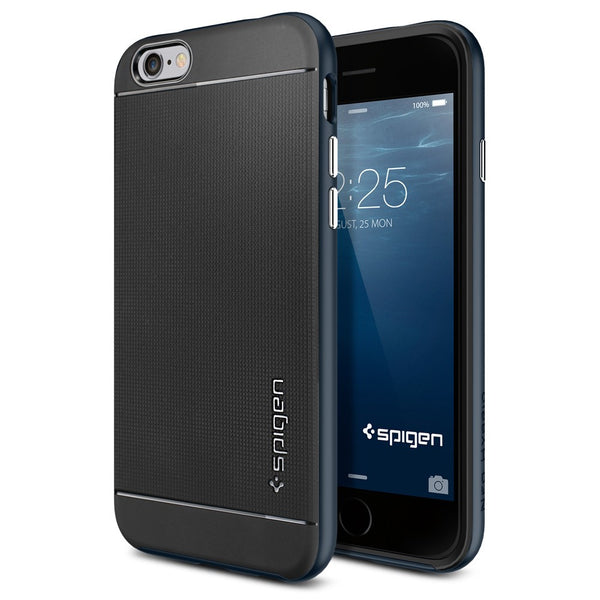 Spigen Neo Hybrid Series Case for IPhone 6 (4.7 inches) Metal Slate