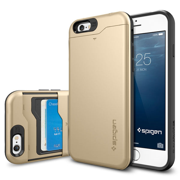 Spigen Slim Armor CS Series Case for IPhone 6 Champagne Gold