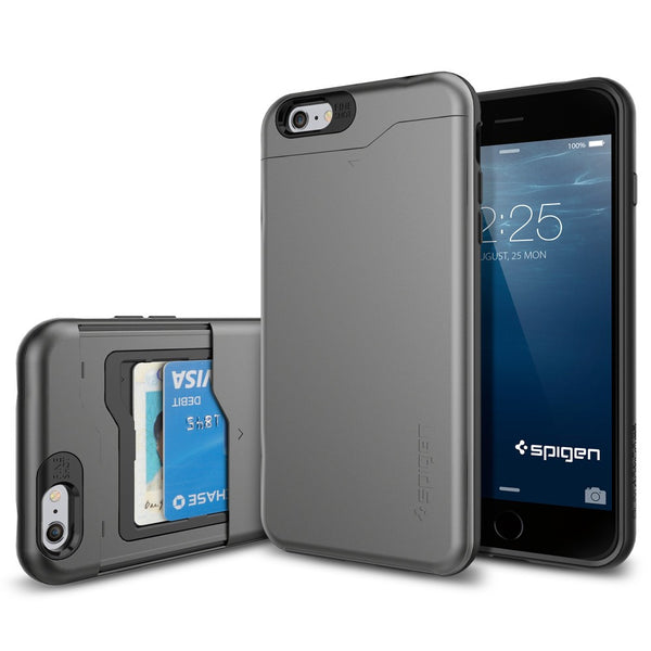Spigen Slim Armor CS Series Case for IPhone 6 Plus Gunmetal