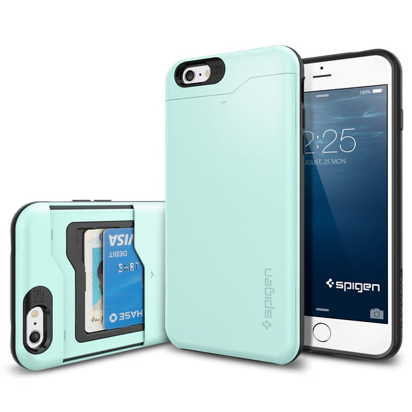 Spigen Slim Armor CS Series Case for IPhone 6 Plus (5.5 inches) Mint