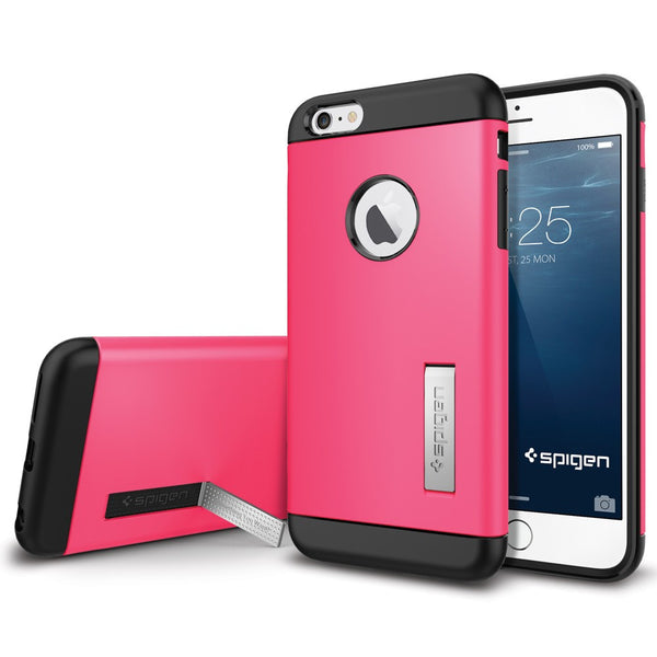 Spigen Slim Armor Series Case for IPhone 6 Plus Azalea Pink