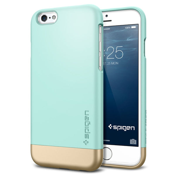 Spigen Style Armor Series Case for IPhone 6 (4.7 inches) Mint